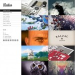 Elastico Responsive Fullscreen Portfolio WordPress Theme : ThemeForest