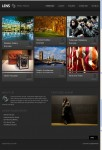 Lens Ultimate WordPress Photography Theme By Designer Themes