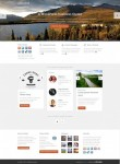 WooThemes Scrollider WordPress Theme For Scrolling And Sliding Need