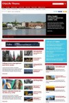 PressJunkie CityLife Premium News WordPress Theme