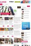 Glamour Minimalist Magazine Style Theme From MyThemeShop