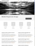 Minimum v2.0 Child Responsive WordPress Theme From StudioPress