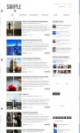 Simple Personal Blog WordPress Theme From MyThemeShop