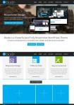 Blade Responsive Business WordPress Theme By AzureThemes