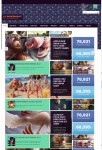 Rockable Themes Impressionist Portfolio Magazine WordPress Theme