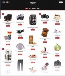 Themify Pinshop Pinterest-like eCommerce WordPress Theme