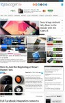 Magazine3 TopGadget Technology WordPress Theme For New Reviews