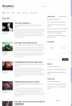 Simpleton Minimal Blog WordPress Theme By MyThemeShop
