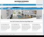 Modern Responsive WordPress Business Theme By RichWP