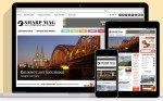 Sharp Magazine WordPress Theme – A Gabfire Responsive Theme