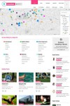 Locations WordPress Theme – A Responsive City Directory theme