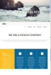 Sol WordPress Theme - A VivaThemes Agency Portfolio Theme