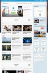 AquaMag WordPress Theme Junkie – Responsive Magazine Theme
