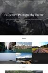 Inspiro WordPress Theme – A Fullscreen Photography Theme