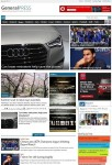 GeneralPress WordPress Theme - A Magazine3 Multipurpose Magazine Theme