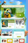 Paws & Claws WordPress theme – ThemeFuse Pet Clinic theme
