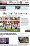SportsGazette WordPress Theme – A Magazine3 Sports Newspaper Theme