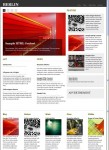 Graph Paper Press Deadwood Magazine WordPress Theme