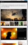 Graph Paper Press Modularity, Customizable Multimedia WordPress Theme