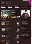 Open House – Premium Real Estate WordPress Theme From Gorilla Themes