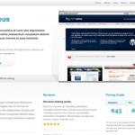 Cepheus – Business WordPress Theme BY Theme Galaxy
