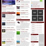 WP-Chatter 1.0   Premium Magazine Style WordPress Theme From Solostream