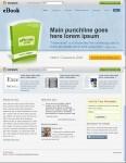 Templatic EBook Theme Premium Business WordPress Theme