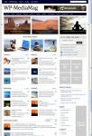 WP-MediaMag Premium WordPress Theme by Solostream