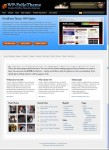 WP-FolioTheme | Premium Portfolio WordPress Theme From Solostream