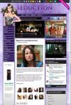 Gorilla Themes Seduction Magazine Theme For Fashion Blogs