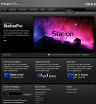Station Pro – Dark Color Premium CMS WordPress Theme