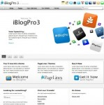 IBlogPro3 Pagelines CMS WordPress Theme