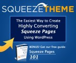 Squeeze Theme Create Squeeze Pages For WordPress