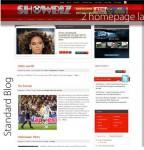 Aloha Themes Showbiz Magazine WordPress Theme