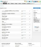 iBlogPro Forum – Professional BBPress Forum Template