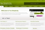 YouSimplicity – All Purpose WordPress theme By YouJoomla