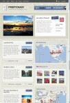 WooThemes Postcard Premium Travelblogging WordPress Theme