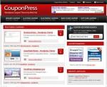 CouponPress – WordPress Discount Coupon Code Script & Theme
