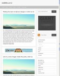 GUERRILLA v2 Free WordPress Theme By Giant Themes
