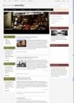 Unsaid Words 2.0 WordPress Theme By VivaThemes