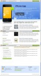 iPhone App WordPress Theme   Special Niche Theme By Templatic