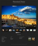 WPZOOM Premium Photoblog WordPress Theme : PhotoLand
