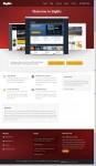 Big Biz WordPress CMS Business Theme By Obox Design