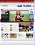 Head Coach Premium News WordPress Theme
