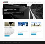 Ink Drop WordPress Business Theme By Obox Design