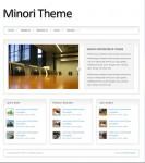 Minori WordPress Theme By Voosh Themes