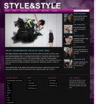 Styled WordPress theme By Viva Themes