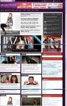Ultimate Showbiz WordPress Theme By TechThem Themes