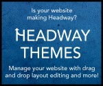 Headway Themes Coupon Code – Save $50 Headway Theme Discount Code