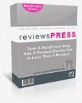 ReviewsPRESS WordPress Theme Download